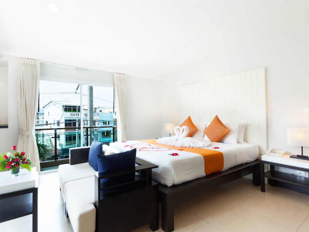 boutique hotel patong