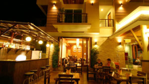hotel with a restaurant in patong